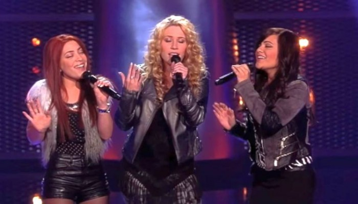 O'G3NE - Emotion bij The Blind Auditions TVOH 2014 - G3Nies