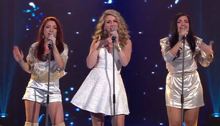 O'G3NE - Magic The Voice of Holland 2014
