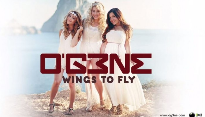 O'G3NE - Wings To Fly (Official Lyric Video)